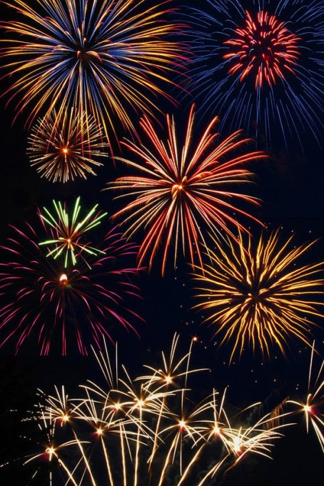 Local Independence Day Firework Shows | 2015