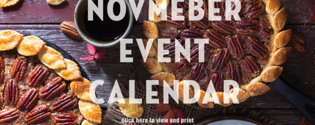 November Events in Orange County 2017