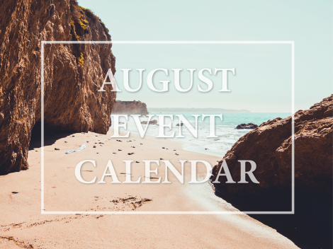 August 2018 Events in Orange County