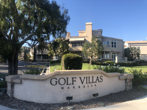 FOR LEASE in MARBELLA GOLF VILLAS